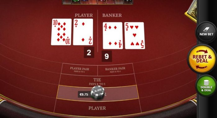 Baccarat Guide India | How to Play Online Baccarat | Live Casino