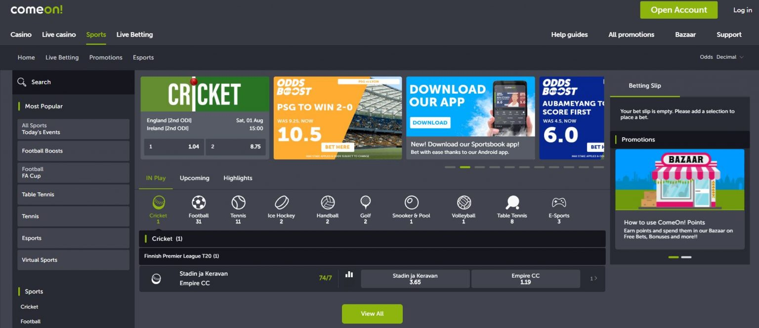 Live cricket betting rates ipla cricket betting odds software