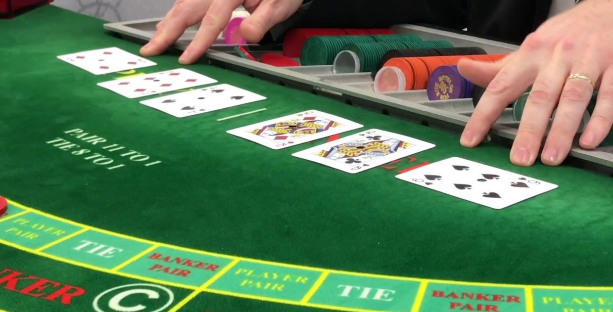 Baccarat Guide India How To Play Online Baccarat Live Casino